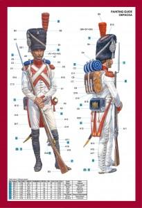 Content box 16018   荷兰皇家卫队掷弹兵(拿破仑战争)