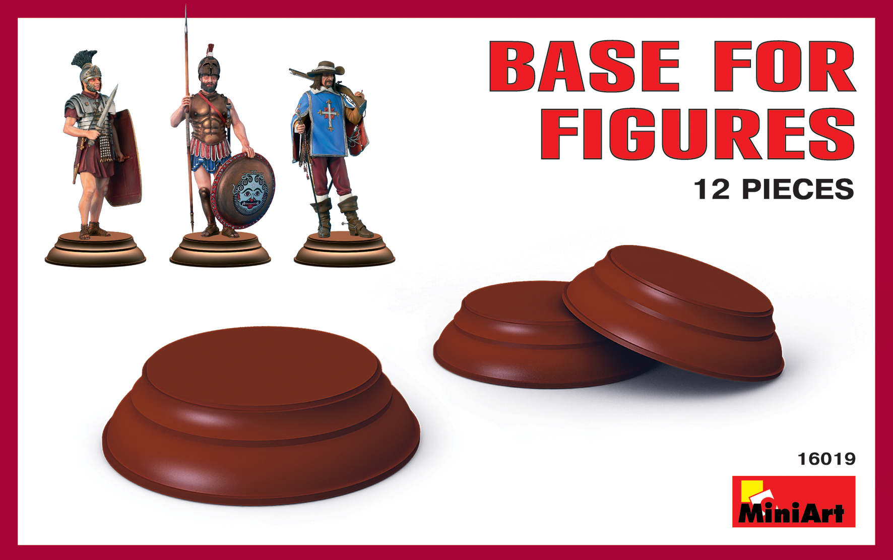 16019 BASES FOR FIGURES