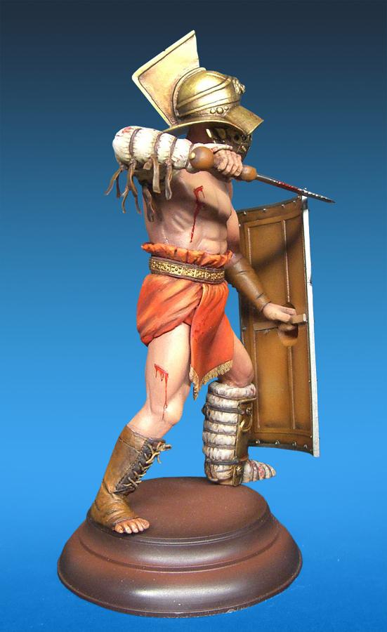 16029古代ロ-マの剣闘士