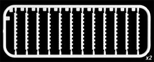 Content box 72028サ-ビスステ-ション(マルチカラ-キット/6色)
