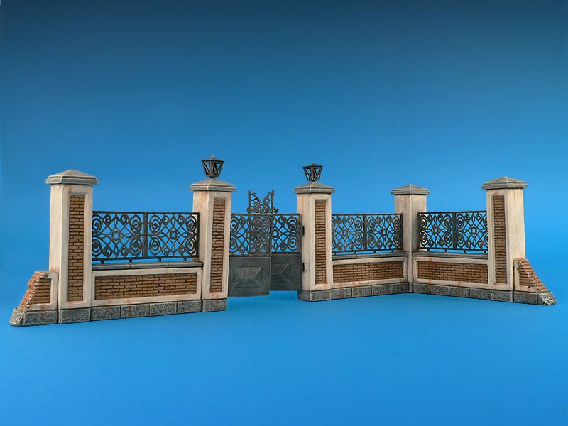 35007 PARK GATE & FENCE