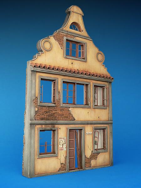 35013オ-ストリアの都市の建物