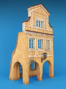 Photos 35018チェコの都市の建物