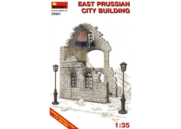 EAST PRUSSIAN CITY BUILDING
