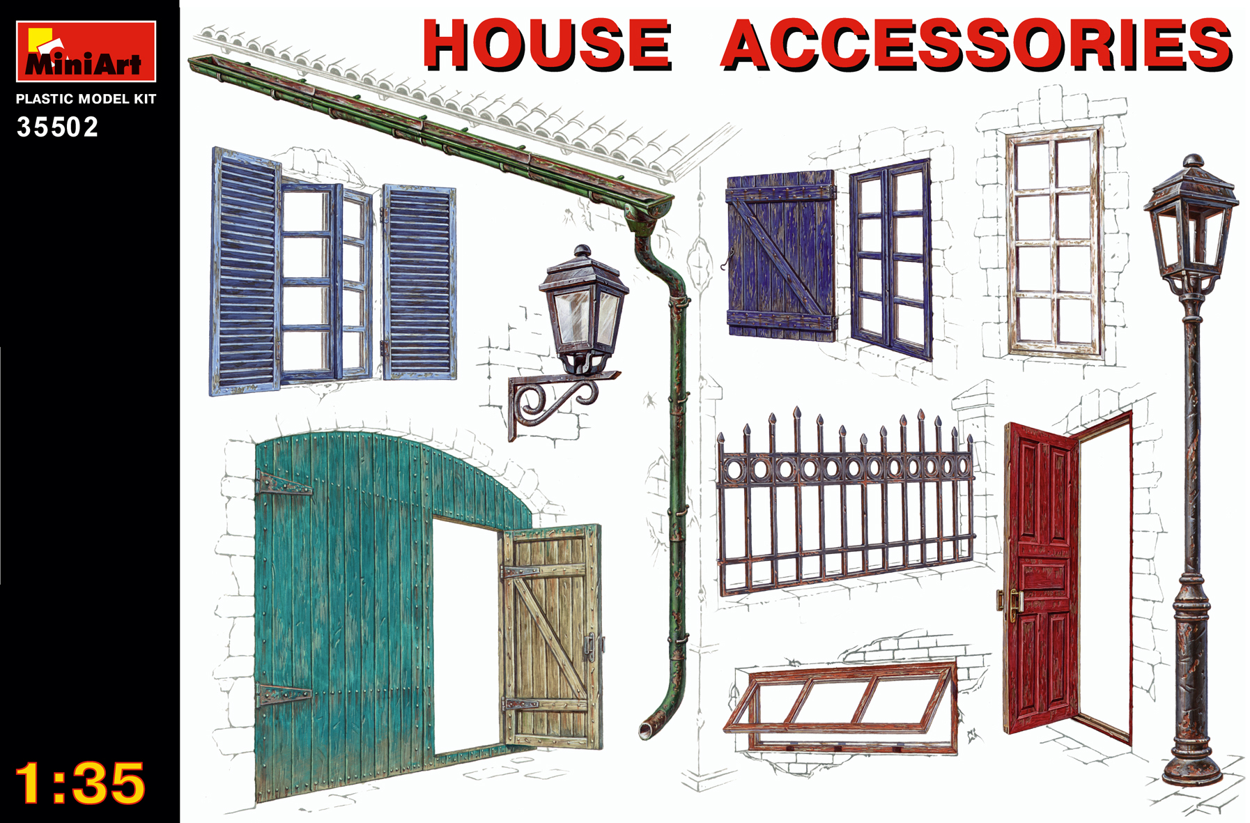 HOUSE ACCESSORIES