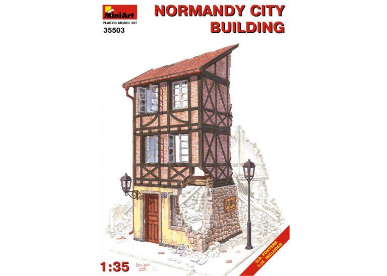 NORMAN CITY BUILDING