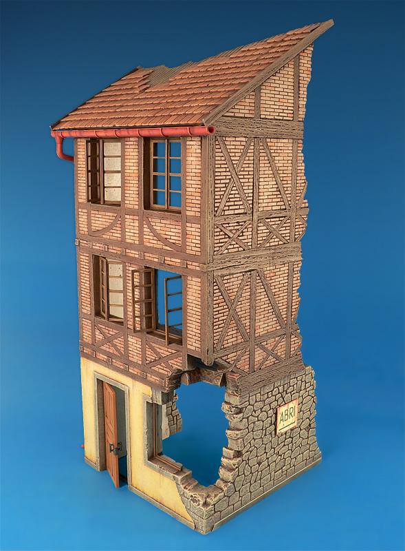 35503 NORMAN CITY BUILDING