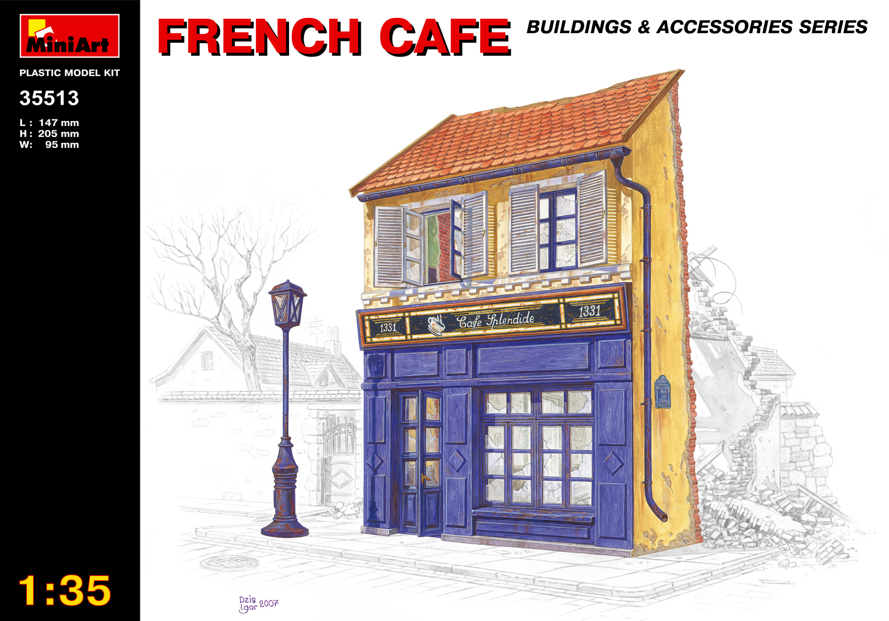 35513 FRENCH CAFE