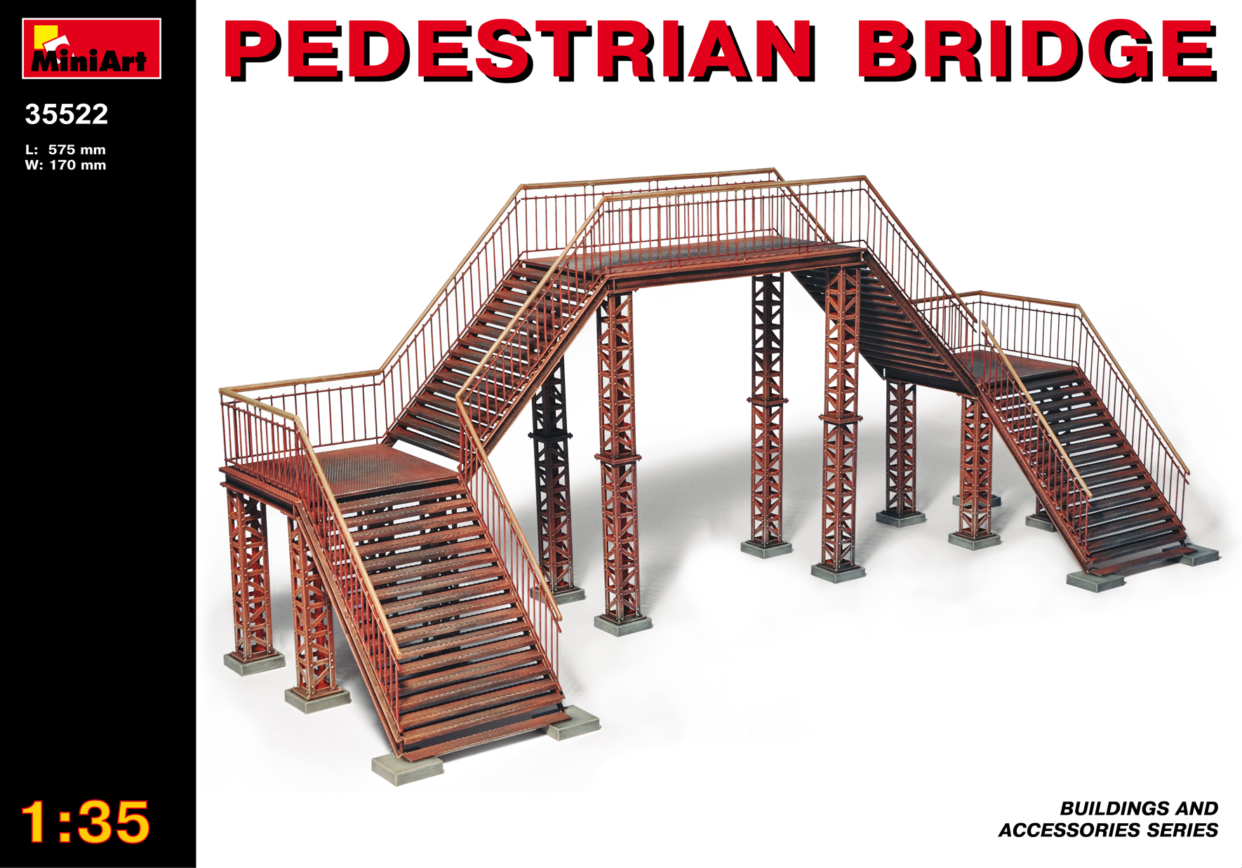 35522 PEDESTRIAN BRIDGE