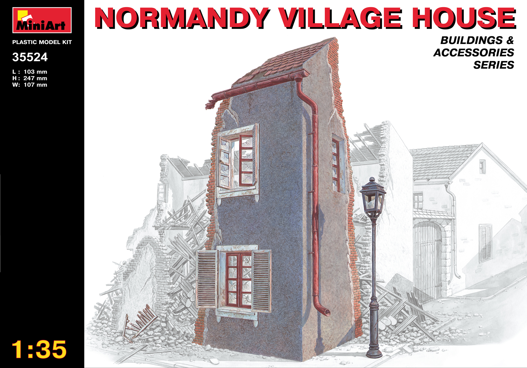 35524 NORMANDY VILLAGE HOUSE