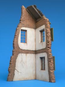 Photos 35524   法国诺曼底乡村建筑