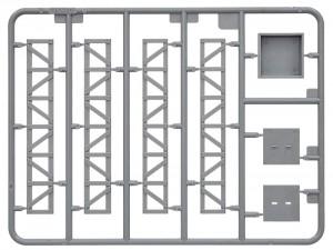 Content box 35529鉄製の電柱