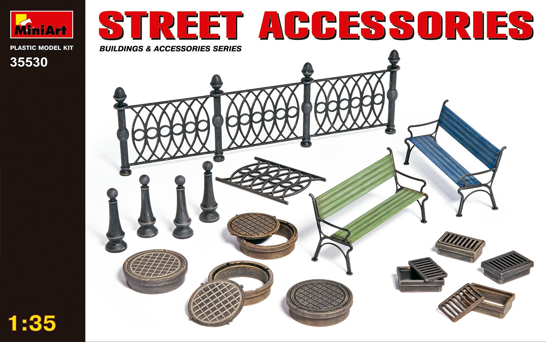 35530 STREET ACCESSORIES