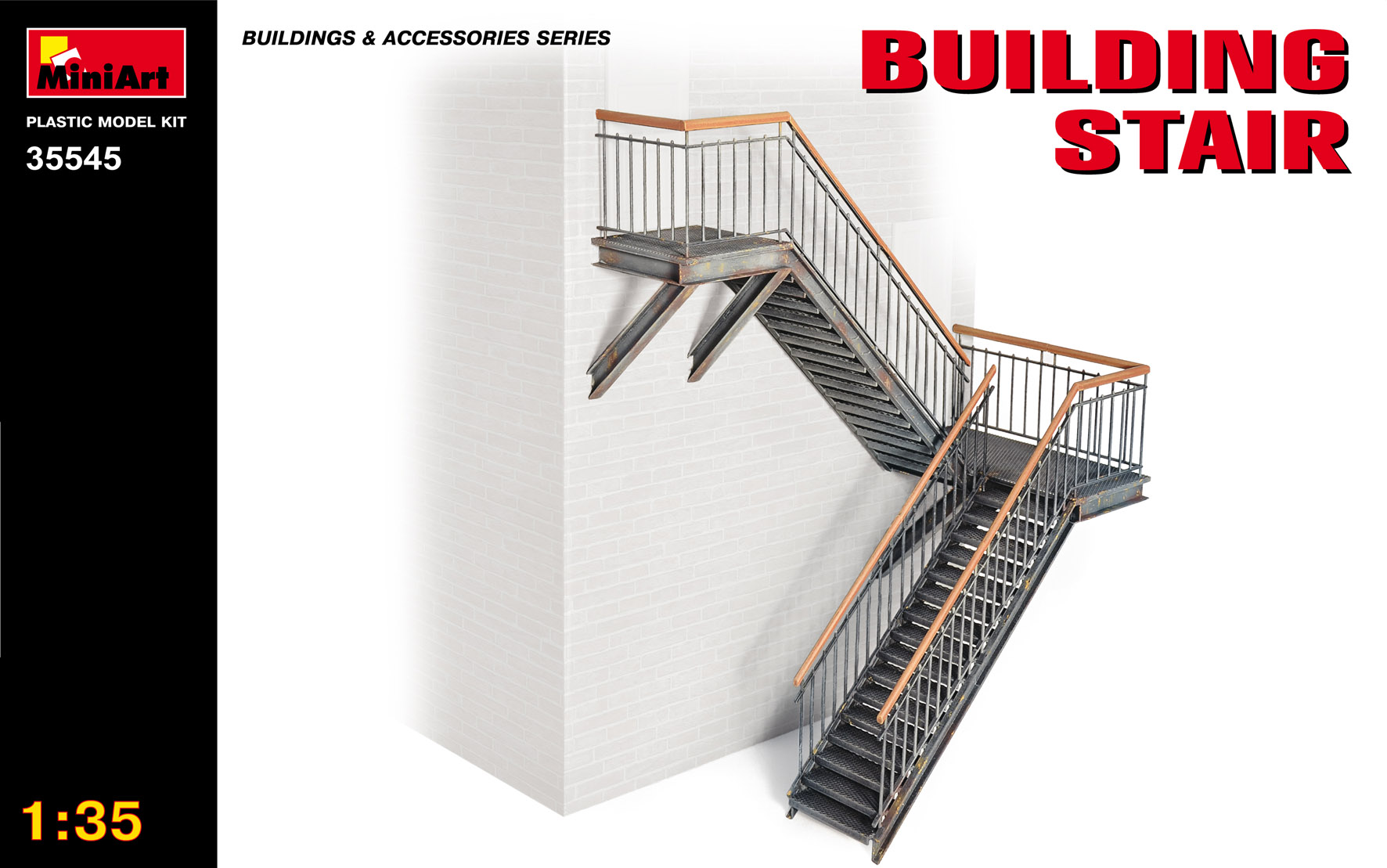 35545 BUILDING STAIR