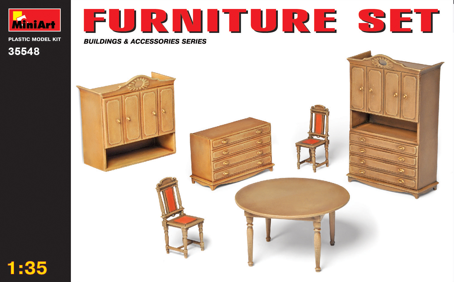 35548 FURNITURE SET
