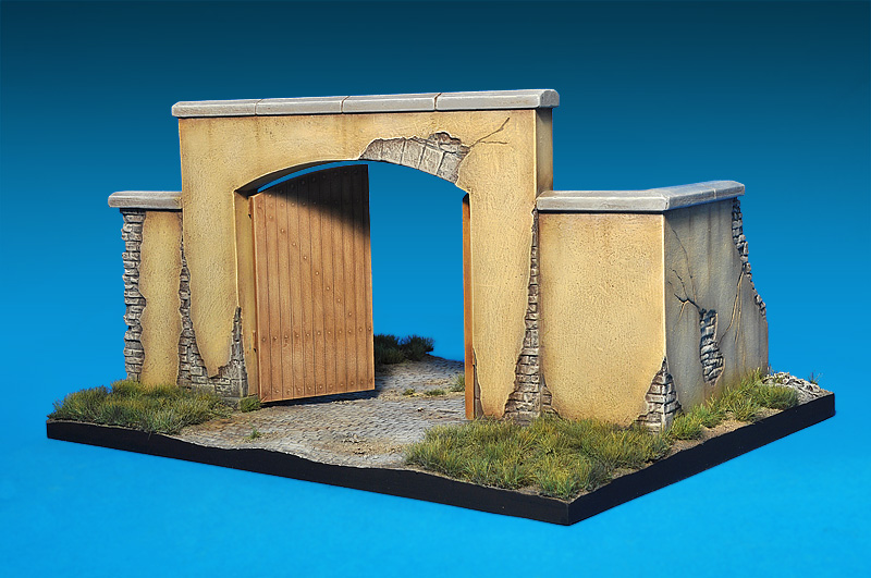 36034 FARM GATE WITH BASE
