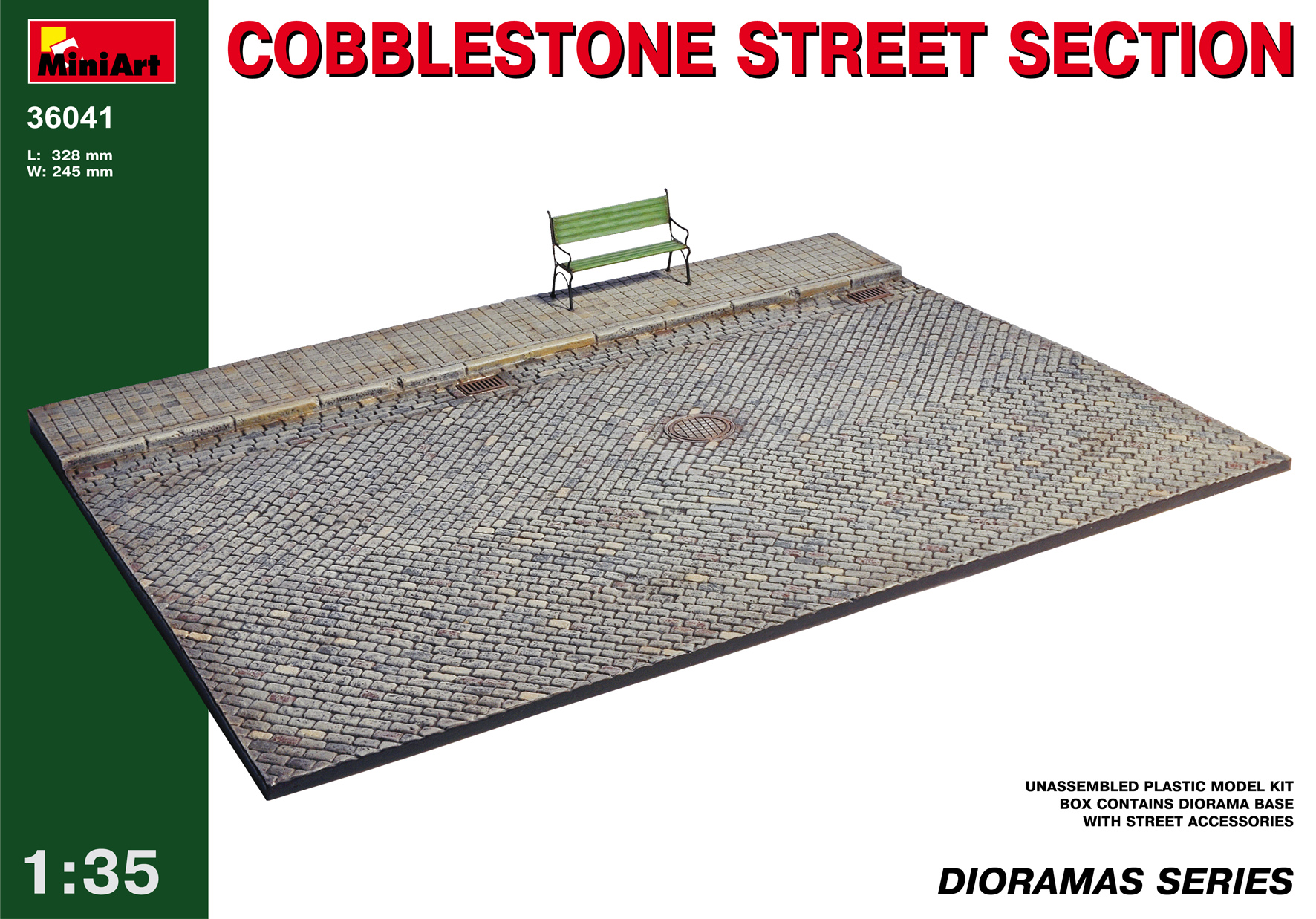 36041 COBBLESTONE STREET SECTION