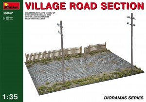 MiniArt 36043 Cobblestone Section in 1:35