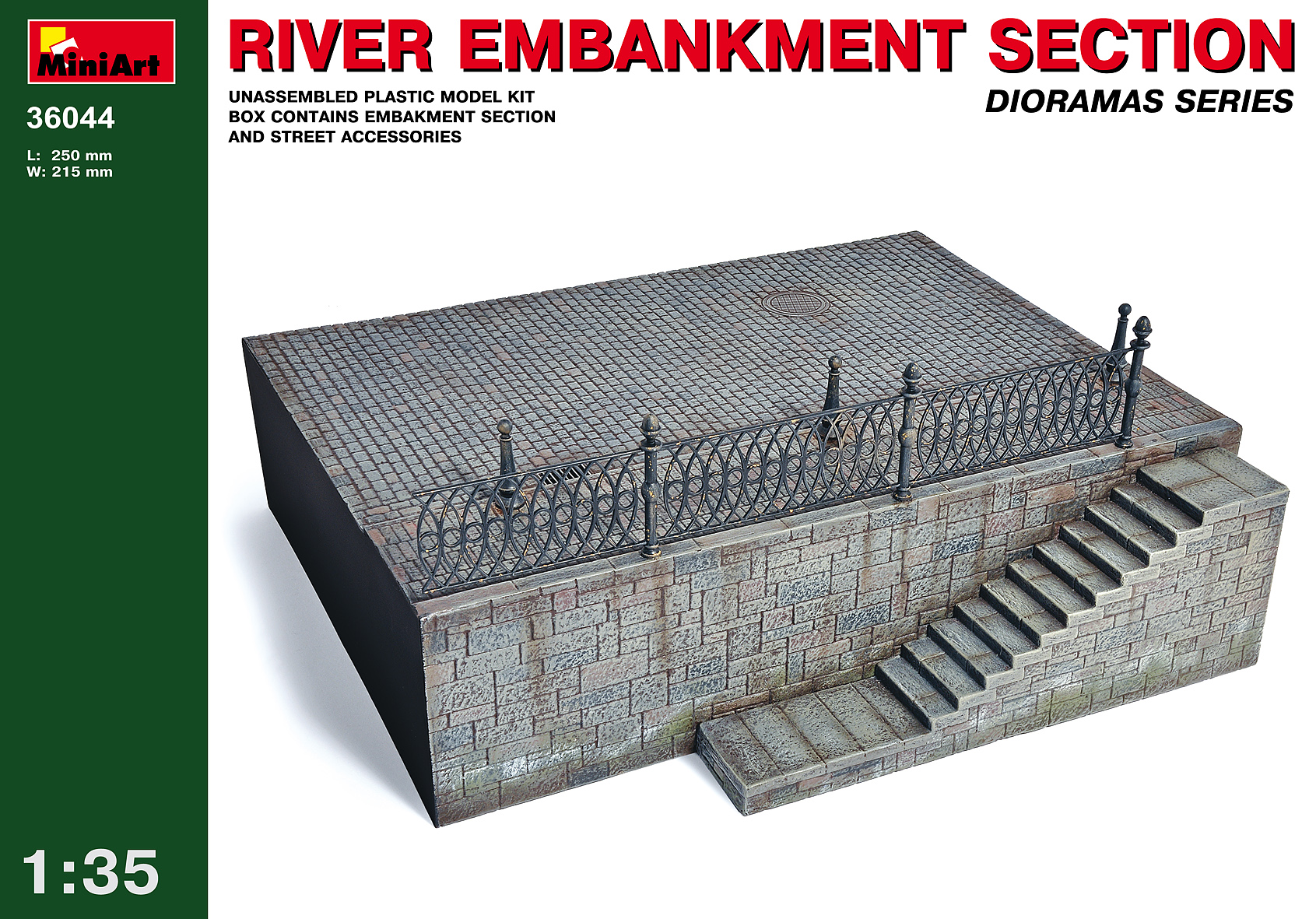 36044 RIVER EMBANKMENT SECTION