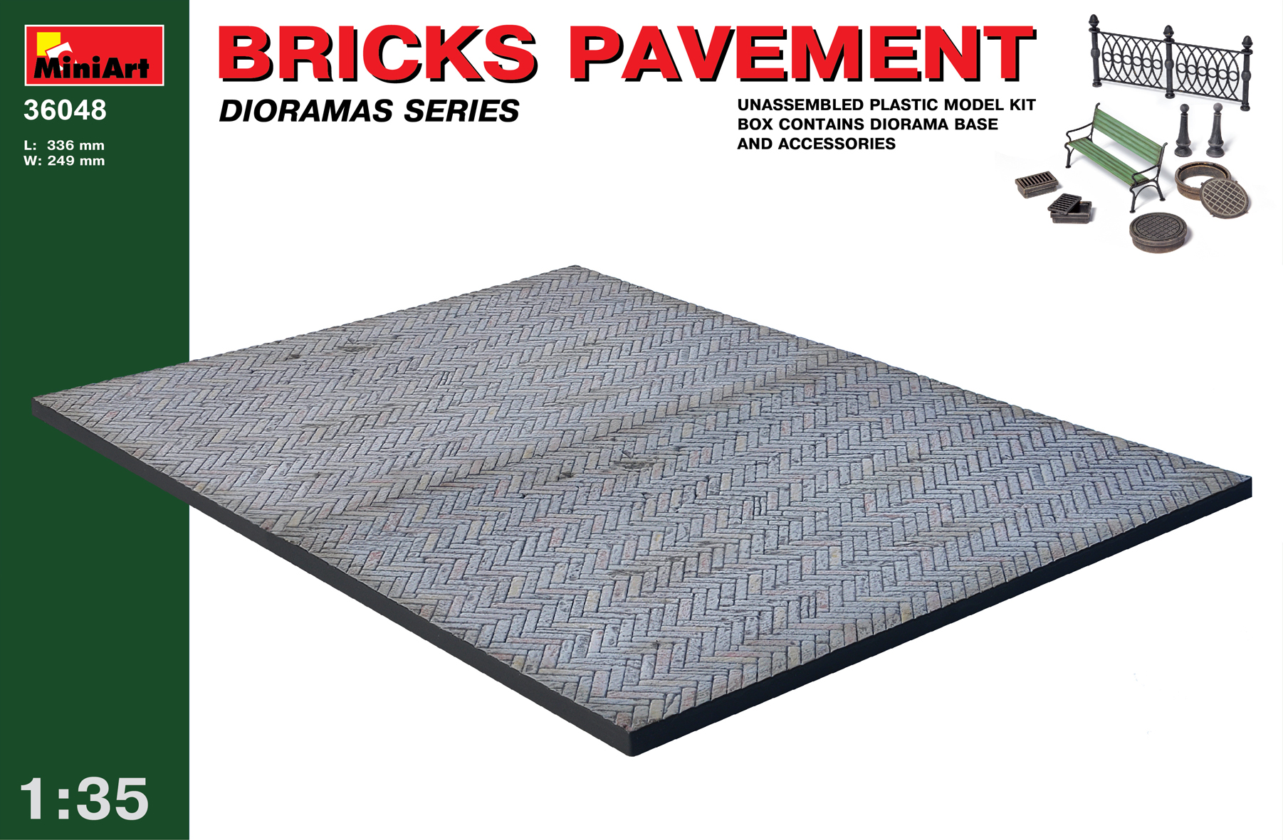 36048 BRICKS PAVEMENT