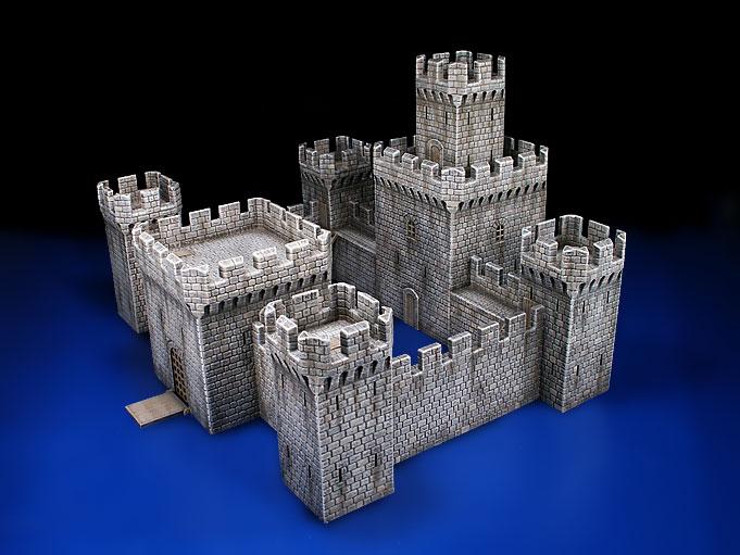 72005 中世纪城堡