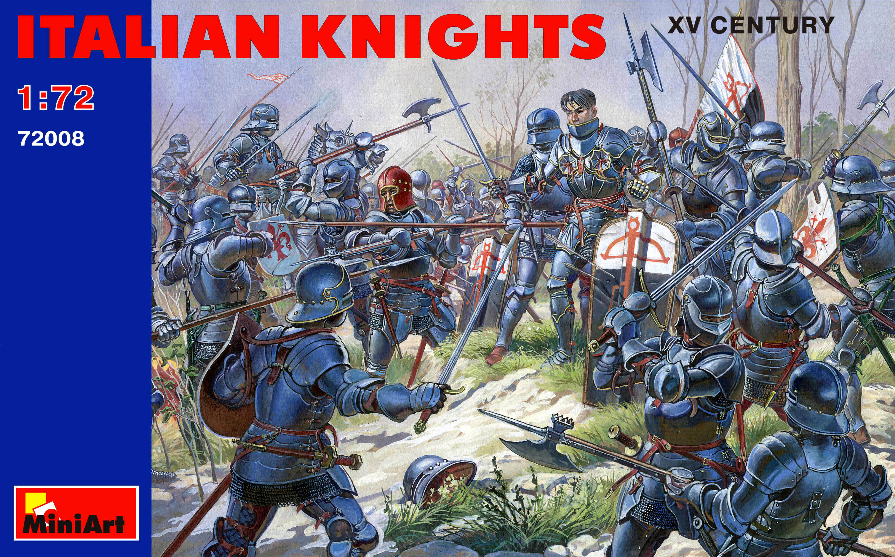 72008 ITALIAN KNIGHTS XV CENTURY