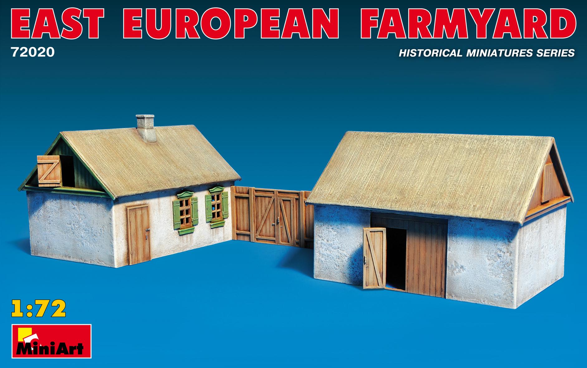 72020 EAST EUROPEAN FARMYARD