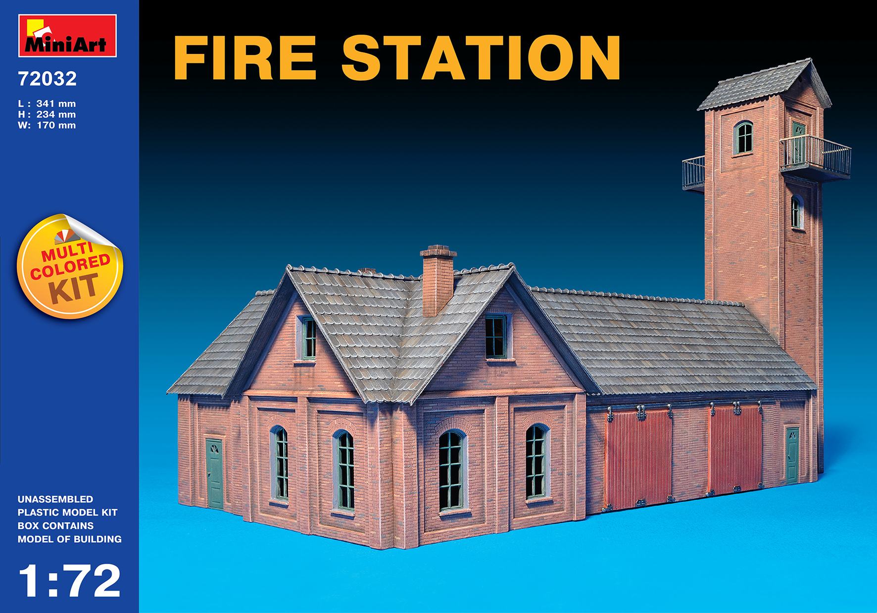 72032 FIRE STATION