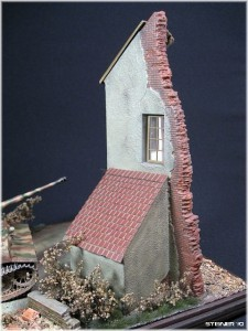 "36019 Normandy Cross-Roads Diorama ""Caen 1944"""