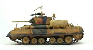 35096 BRITISH INFANTRY TANK Mk.III VALENTINE II w/CREW