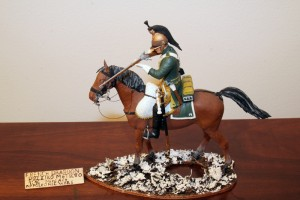 16016 FRENCH DRAGOON. NAPOLEONIC WARS