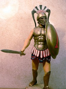 16012 SPARTAN HOPLITE V CENTURY B.C.