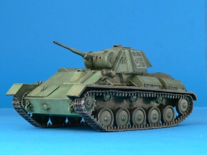 35025 T-70 M Early Production SOVIET LIGHT TANK w/CREW