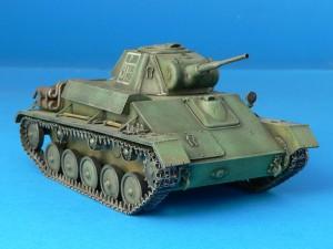 35025 T-70 M Early Production SOVIET LIGHT TANK w/CREW