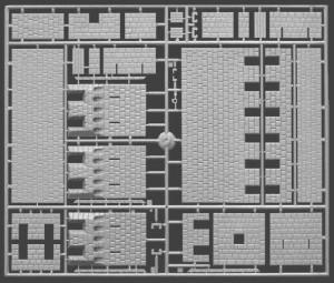 Content box 72005 中世纪城堡