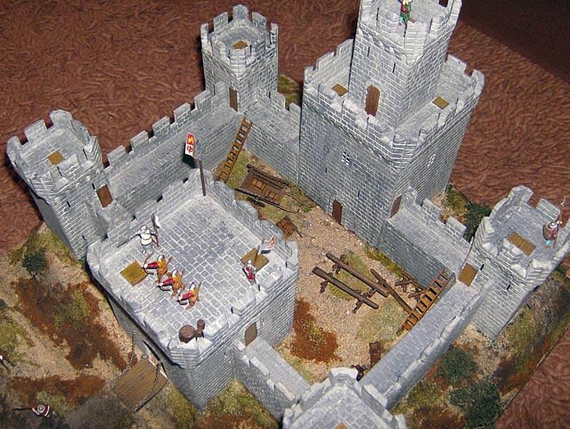 замки и крепости фото схемы зря этот долгожитель