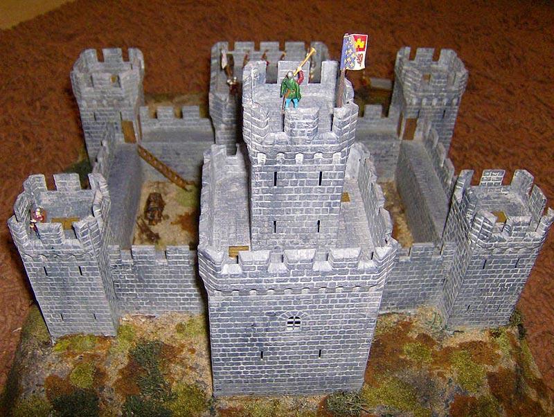 замки и крепости фото схемы сеаз
