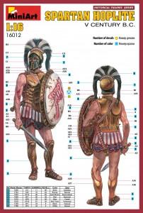 Content box 16012スパルタ戦士(紀元前5世紀)