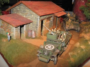 35507 FRENCH FARMYARD