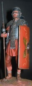 16007 ROMAN LEGIONARY. II CENTURY A.D.