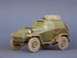 35097 BA-64B SOVIET ARMOURED CAR