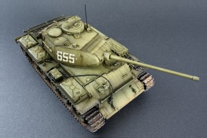 37002 T44M SOVIET MEDIUM TANK