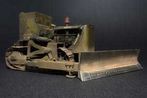 35188 U.S. ARMOURED BULLDOZER + Modeler: Dmytro Kolesnyk