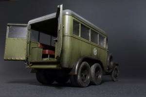 35156 GAZ-05-193 STAFF BUS