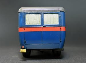 38005 PASSENGER BUS GAZ-03-30