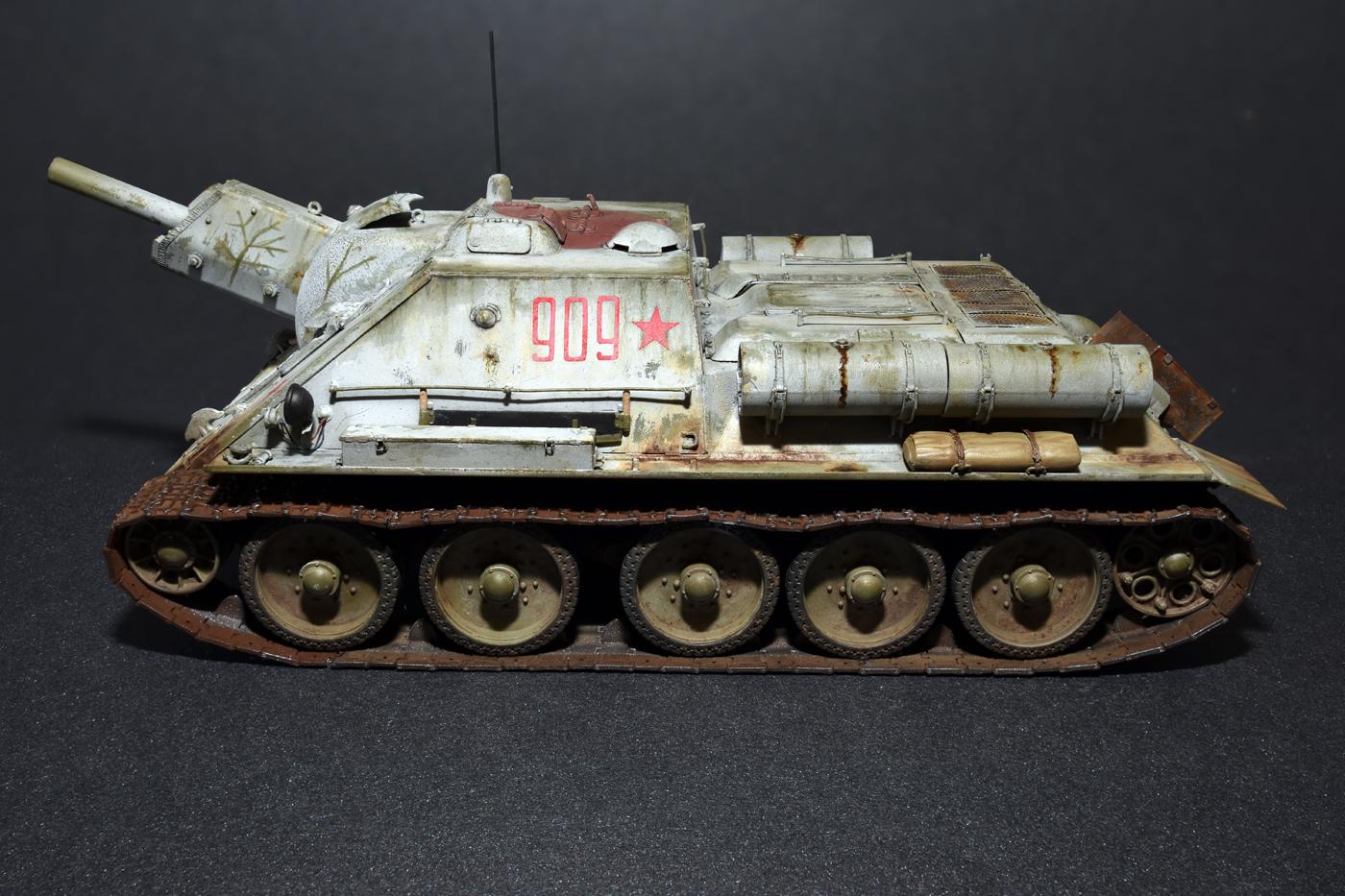 35181SU-122(初期生産型)