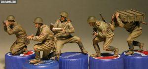 Photos 35031 二战苏联炮兵组