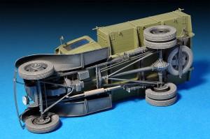 35124 GAZ-AA Cargo Truck