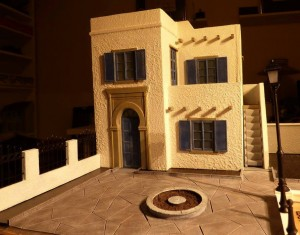 35540 NORTH AFRICAN HOUSE