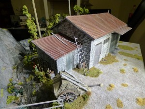 35558 EUROPEAN FARMYARD